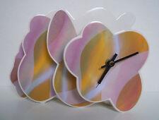 ROSENTHAL Porzellan-Künstler-Uhr Nr. 5 Cloud o' clock Johann van Loon OVP neuwer