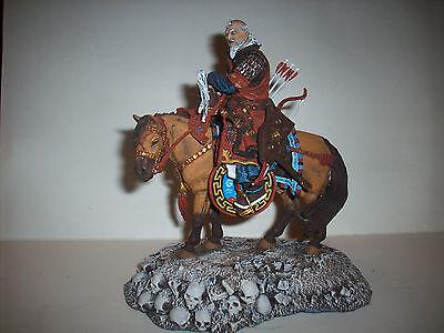 Diplomatico Gengis Khan Pegaso Aspetto Elegante