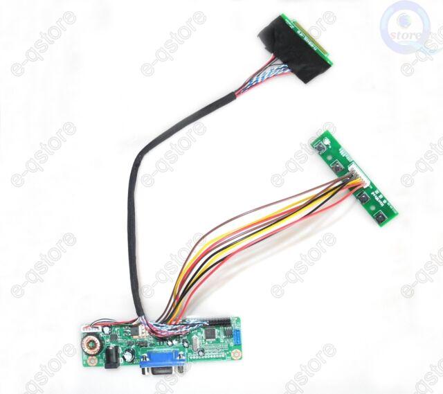 RTD2270CLW LCD Controller Driver Board DIY Kit LVDS for 1280X1024 M190EG01 V.0