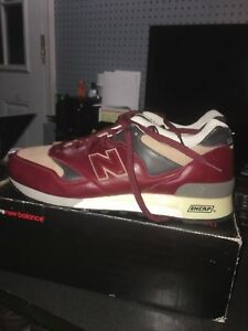 Details about New Balance 577 RB Burgundy