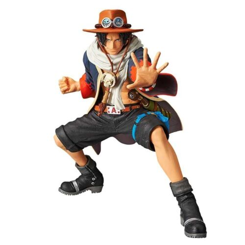 "Banpresto One Piece Figure King of Artist /""Portgas D Ace/"" Japan NEW"