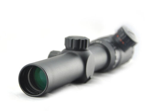 Visionking 1.25-5x26 Rifle scope Hunting 30mm German#1 Reticle 223 Sight Scopes