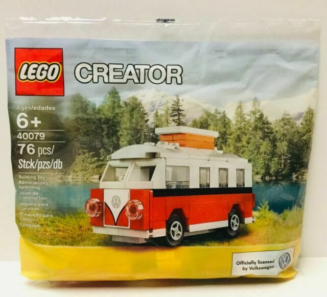 LEGO Creator Mini VW T1 Camper Van 40079