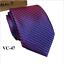 Classic-Red-Black-Blue-Mens-Tie-Paisley-Stripe-Silk-Necktie-Set-Wedding-Jacquard thumbnail 57