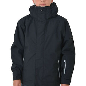 7572a4c97 New Quiksilver Next Mission Boys Snow Ski Snowboarding Jacket ...