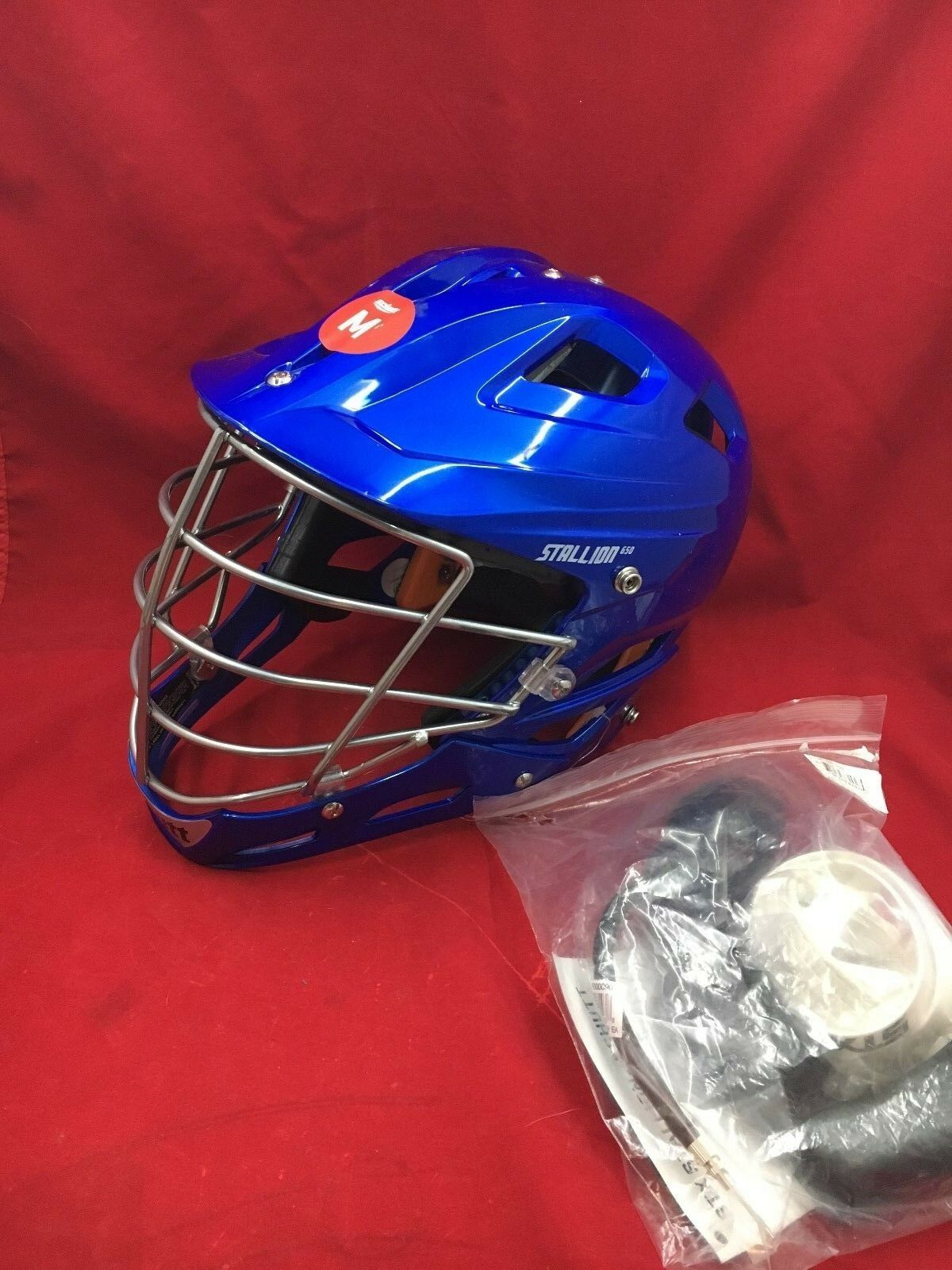 STX Stallion 575 Adult Lacrosse Helmet Lax Adult Model ST575
