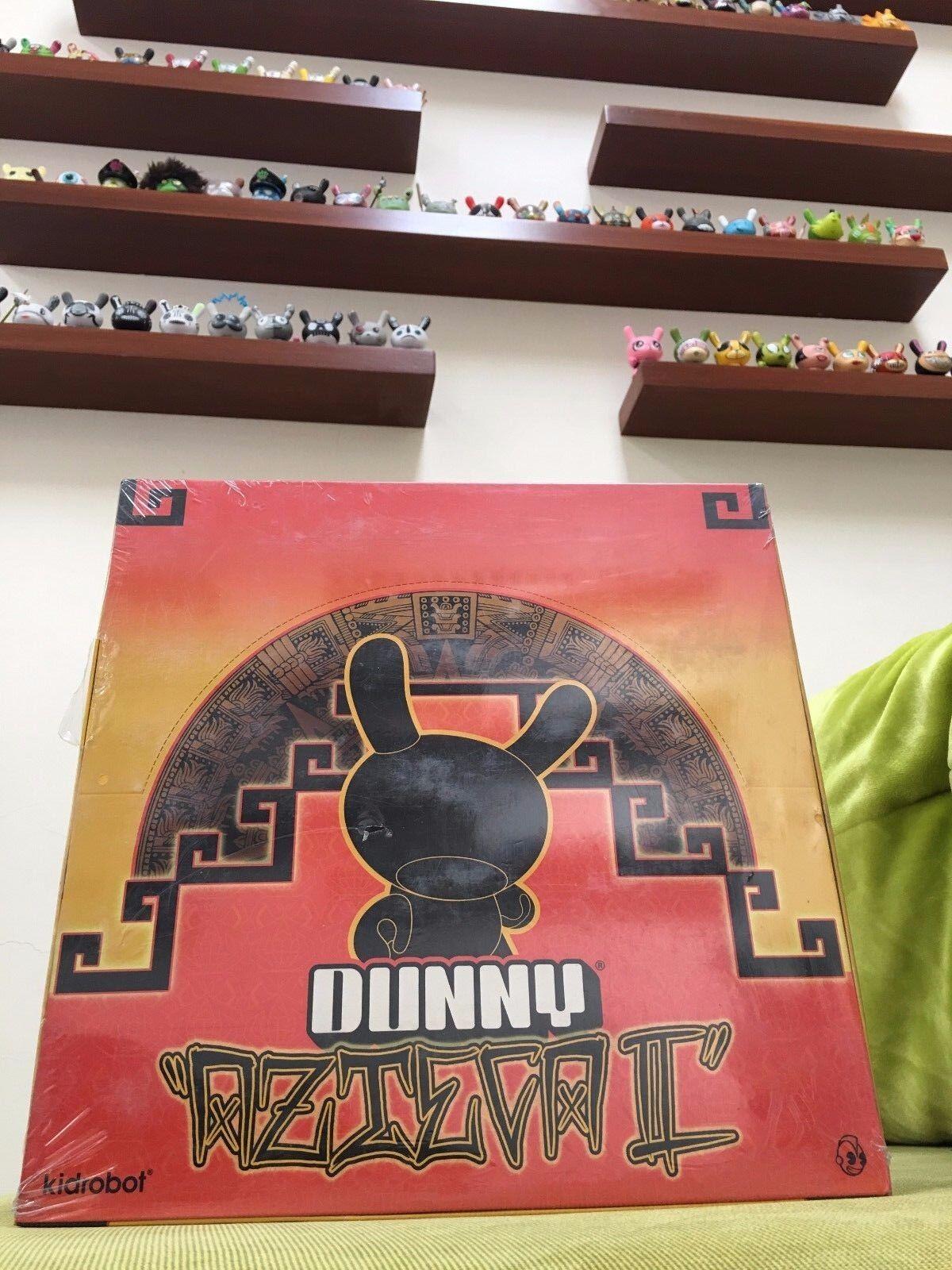 Kidrobot Dunny Azteca 2 series sealed case
