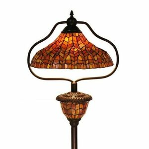 lamps see more tiffany style floor lamp craftsmen victorian v. Black Bedroom Furniture Sets. Home Design Ideas