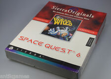 Space Quest 6 Roger Wilco Bigbox PC CD-ROM Version DOS 5.0 oder Win 3.1