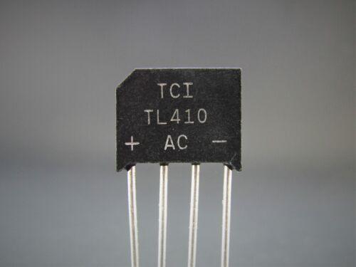 QTY-2   E42 DF06M Diode Bridge Rectifier Single Phase 600V 1A 4-Pin DIP