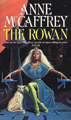 The Rowan (The Tower & Hive Sequence), McCaffrey, Anne, Very Good Book