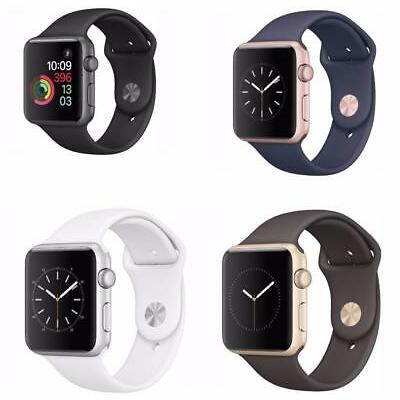 Apple Watch Series 2 38mm/42mm Sports Band Choice of colors Refurbished