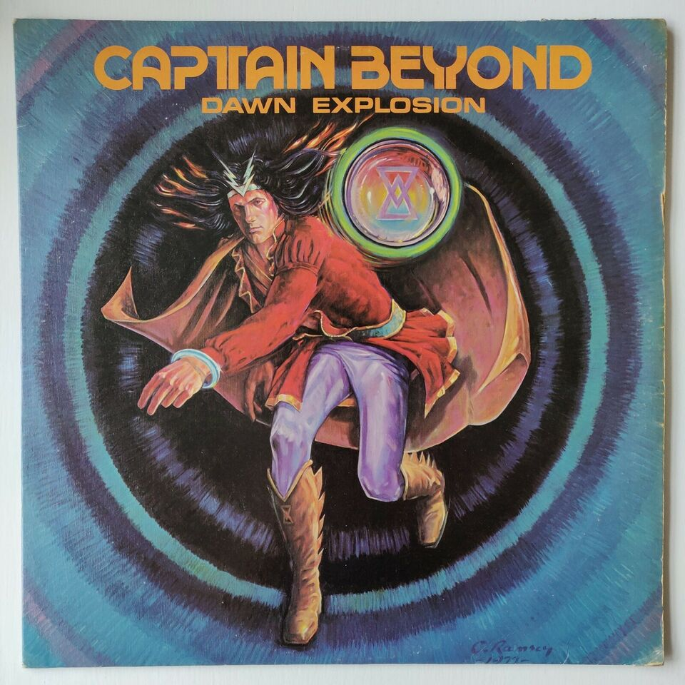 LP, Captain Beyond, Dawn Explosion
