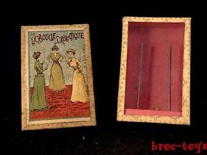 Ancien Jeu Adresse Café Dexterity Puzzle Réunis La Boucle Drolatique 1900/10