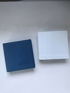 Vintage-Sony-and-Ring-King-Floppy-Disk-Storage-Case-3-1-2-Inch-Diskette-Box