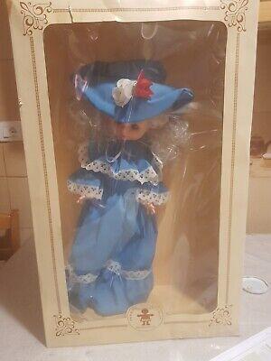 Franco Bambole Nuova Dolly Bnd Rovigo Bambola Vintage Anni 80 Bambola Gigante 45cm