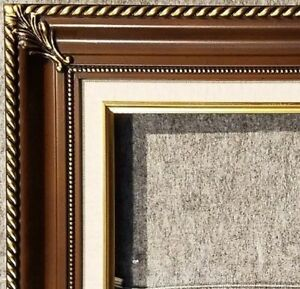 3-25-walnut-brown-Wood-Antique-Classic-Picture-Frame-art-gallery-296W-frames4art
