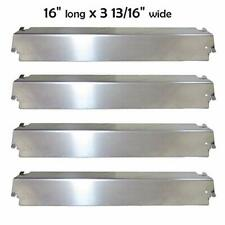 3-Pack BBQ Grill Heat Shield Plate Tent Parts for Char-Broil G430-0005-W1