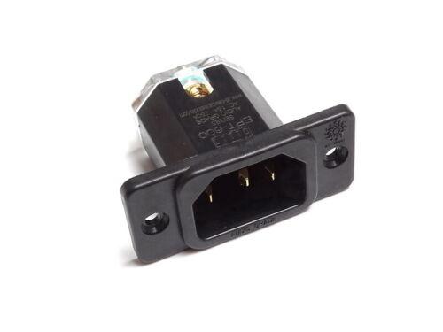 ATL ETP-600SG Pure Copper 15A Hi-End Power Inlet