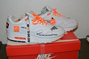 Nike-Air-max-1-LX-just-do-it-white-WMNS-with-OG-box-eu-size-41