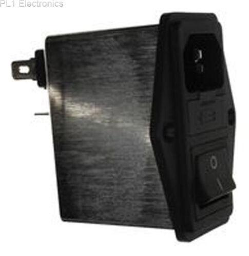 FN284-2-06 SCREW IN FILTER 2A SCHAFFNER 2 FUSE