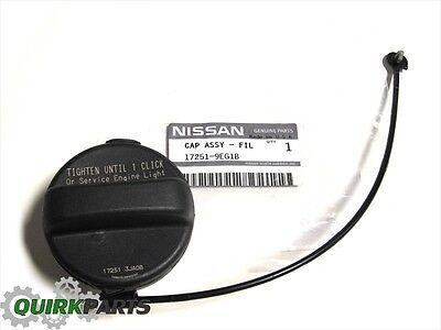 2011-2014 Nissan Versa Sentra Gas Tank Fuel Filler Fill Cap OEM NEW Genuine