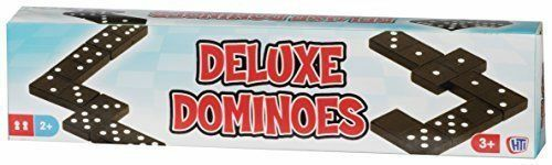 NEW Time4Toys - Traditional - Games - Traditional Deluxe Dominoes bdc16e