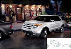Advent-PSB120-Parking-assist-system-w-4-sensors-dual-color-LED-Display