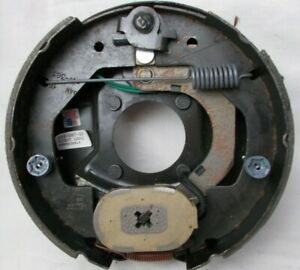 """New 10/"""" x 2-1//4/"""" electric trailer brake assembly pair for 3,500 lbs axle 21003"""