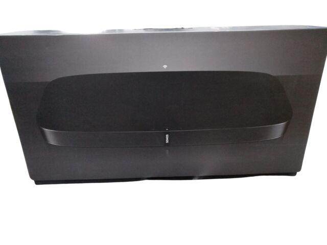Base de sonido - Sonos Playbase, Indicador LED, WiFI, Negro