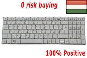 100/% Positive for Asus G501V G501VW Laptop Keyboard Hungarian Magyar HU Backlit