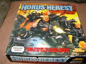 Games Workshop Gw Boardgame Horus Heresy Wargame Series Unpunched Ebay