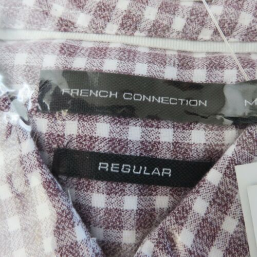 Bordeaux W17 Couleur French M Taille Shirt Hornblendite Bnwt Connection HqwXxrX5S