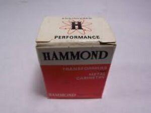 Hammond-229C12-LOW-PROFILE-Power-Transformer-NOS
