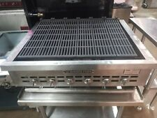 Bakers Pride Xx 6 Commercial Gas Charbroiler 108000 Btu