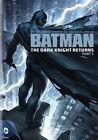 Batman Dark Knight Returns Part 1 0883929231812 DVD