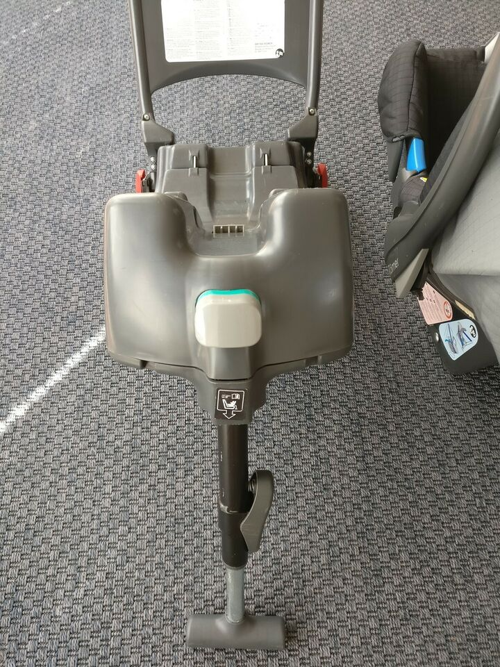Isofix base, op til 13 kg , Römer Baby Safe