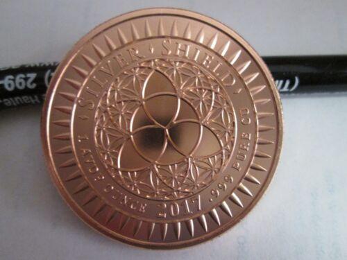 2 x  Hillary Clinton  Vote Witch 1 oz .999 copper   silver shield brand
