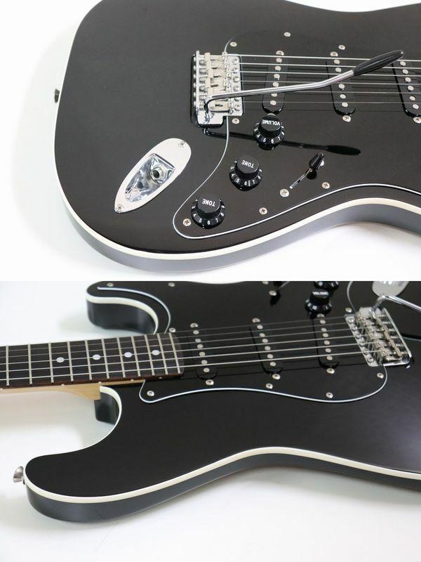 Fender Japan AERODYNE STRAT rare beutiful JAPAN EMS F S