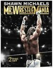 Shawn Michaels Wrestlemania Matches 2 PC BLURAY