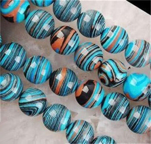 13X18mm Multicolor Turkey Turquoise Loose Beads 15/'/'