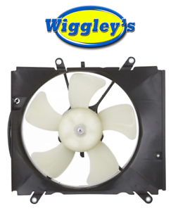 A//C Condenser Cooling Fan For 95-99 Toyota Tercel 96-98 Paseo