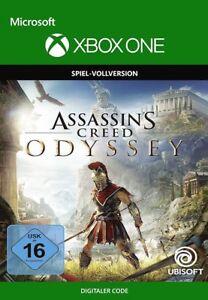 Xbox One - Assassin's Creed Odyssey Spiel Key Digital Download Code [DE] [EU]