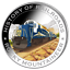 Liberia-2011-Storia-di-Railroads-Rocky-Alpinista-a-Prova-di-Argento-Moneta miniatura 1