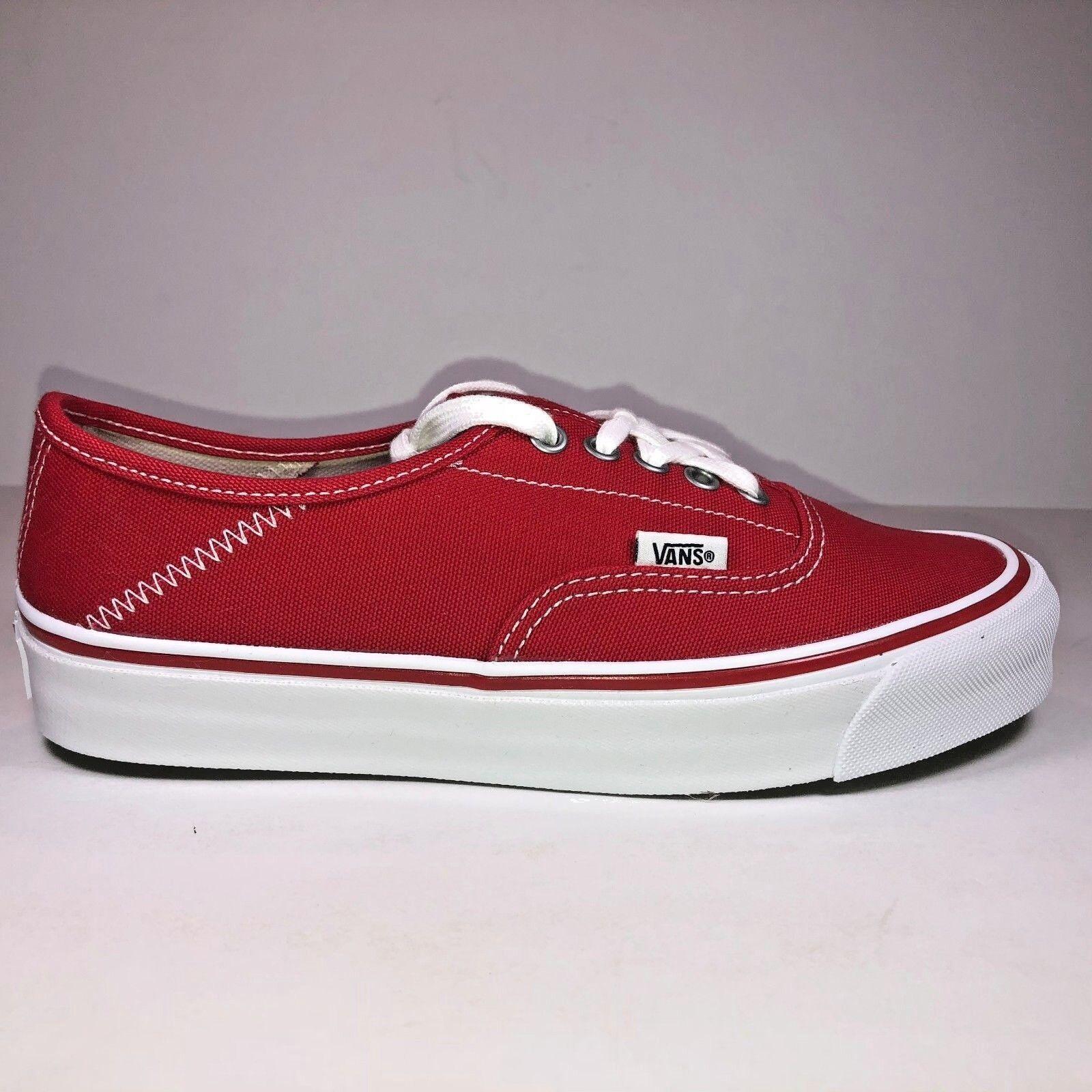 più preferenziale VANS ALYX OG Style 43 LX True rosso rosso rosso bianca Skateboard scarpe da ginnastica VN0A3DPBoro Dimensione 6  vendita calda