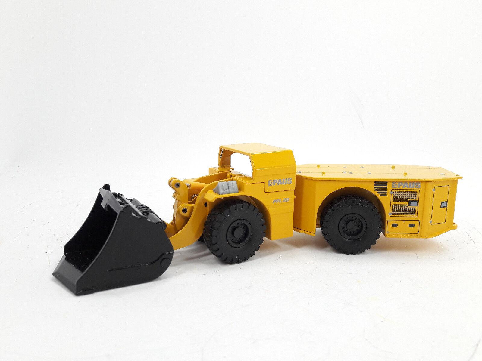 Conrad 2451 Tracing PFL 20 Radlader untertagebau 1 3 5 NEW BOXED