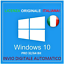 LICENZA-WINDOWS-10-PROFESSIONAL-32-64-BIT-KEY-WIN-10-LICENSE-CODICE-ORIGINALE miniatura 1