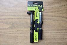 Birzman MINI-APOGEE 80 gm Compact Bicycle Pocket Hand Pump SILVER