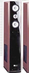 New-Pure-Acoustics-Dream77F-BR-Floor-Standing-Loudspeaker-Single-Bourdeaux