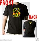 Cobra Kai t-shirt Karate Kid inspired martial arts kung fu 80's movie classic